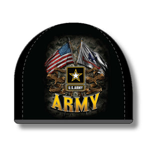 Army Double Flag Beanie-Military Republic