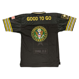 Army Football Jersey-Military Republic