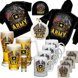 Army Nut Extreme Holiday Gift Set-Military Republic