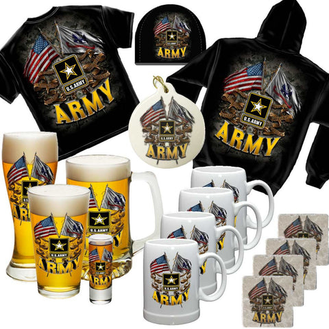 Army Nut Extreme Holiday Gift Set-Claris Deals