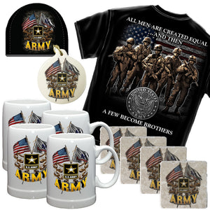 Army Nut Holiday Gift Set-Military Republic