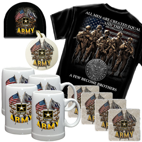 Army Nut Holiday Gift Set-Claris Deals