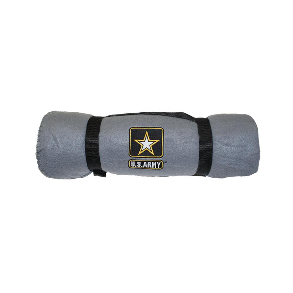 Army Polar Fleece Blanket-Military Republic