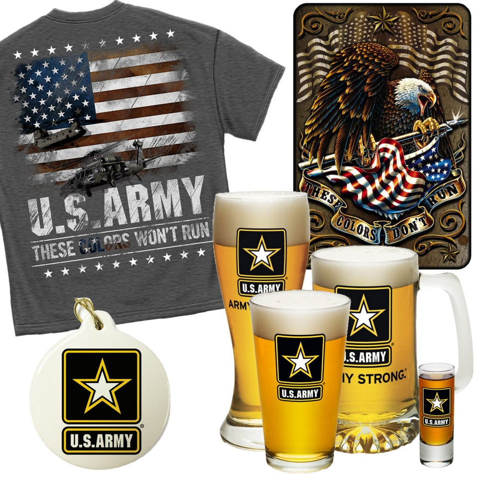Army Proud Holiday Gift Set-Military Republic