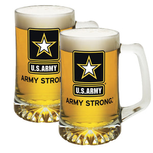 Army Strong Tankard-Military Republic