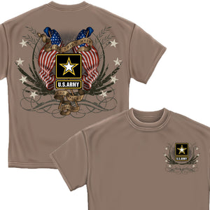 Army Union T Shirt-Military Republic