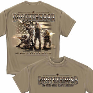 Brotherhood Veteran T-Shirt-Military Republic