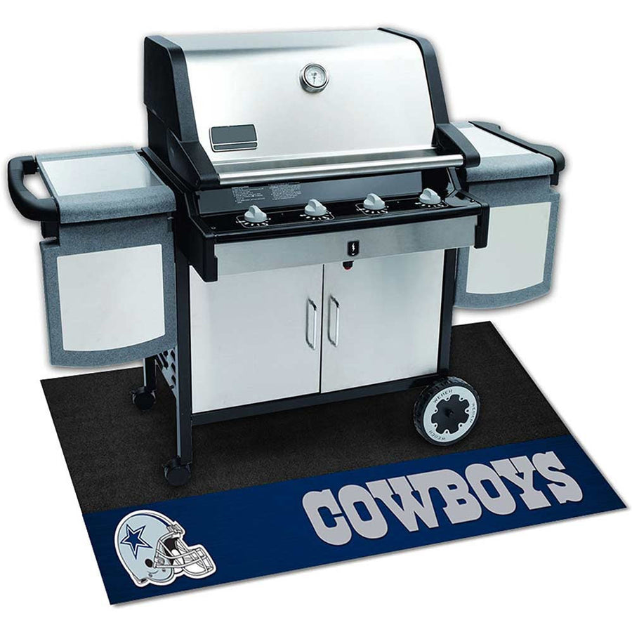 Dallas Cowboys Grill Mat-Military Republic