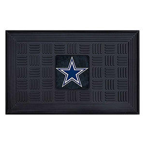 Dallas Cowboys Vinyl Door Mat-Military Republic