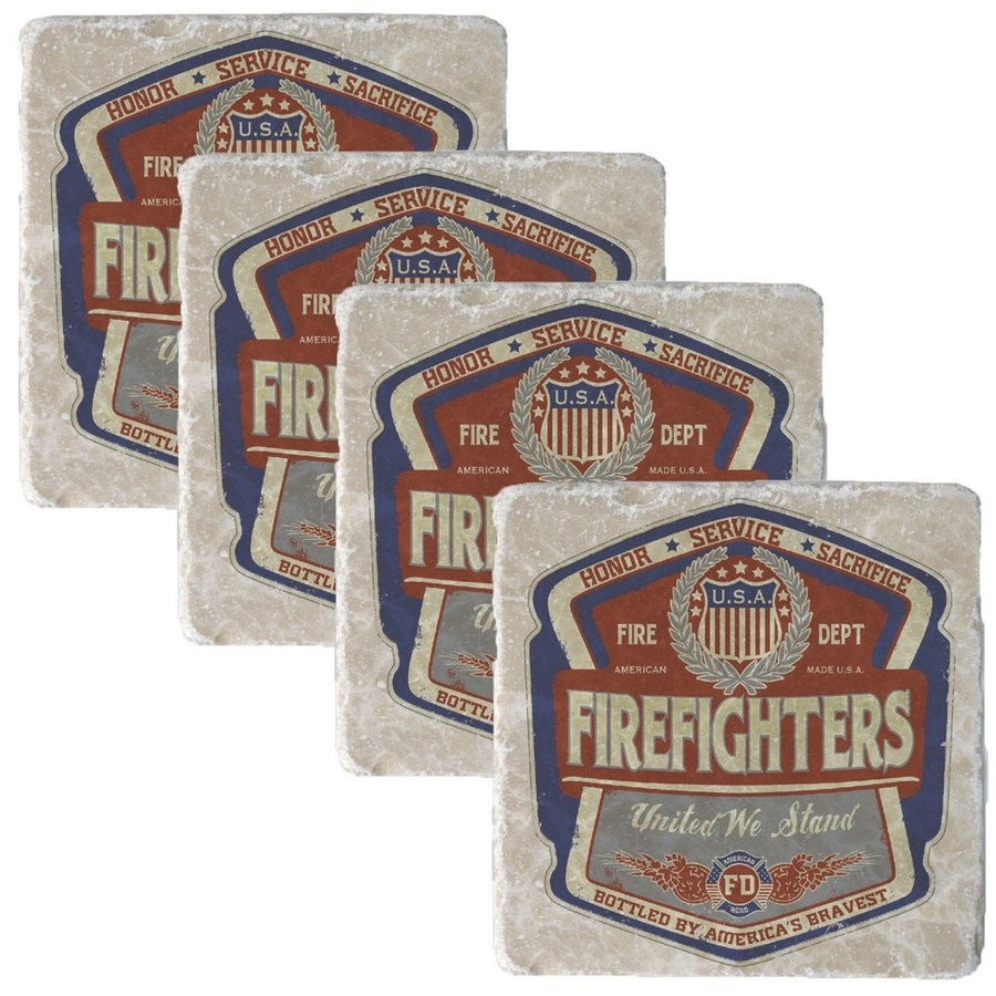 Denim Fade Firefighter Collectors Set-Military Republic