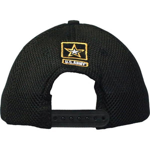 Don't Mess with the Best - U.S ARMY Digital Mesh Cap-Military Republic