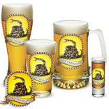 Don't Tread On Me Collectors Set And Free Decal-Military Republic