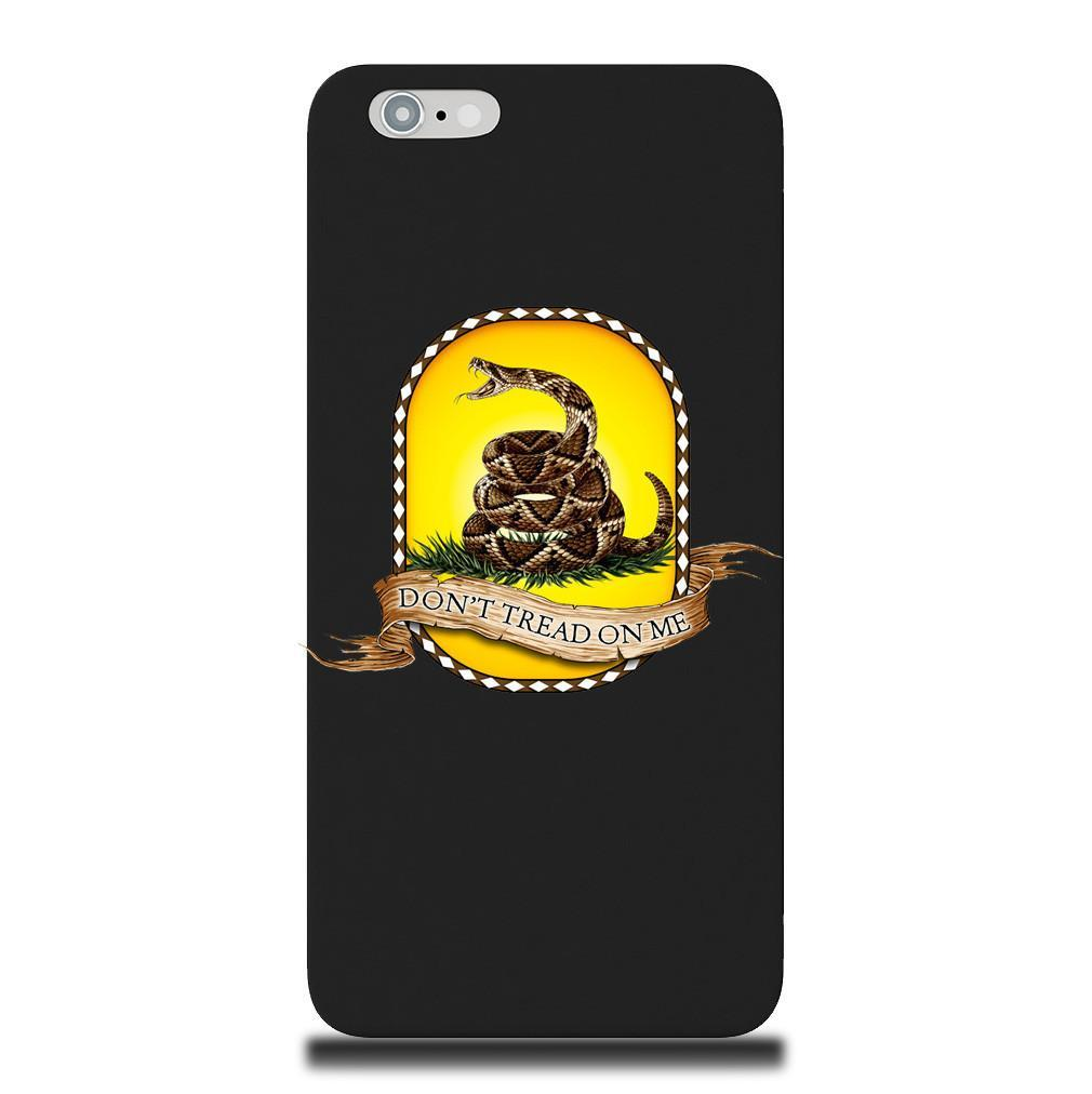 Don't Tread On Me Phone Case-Military Republic