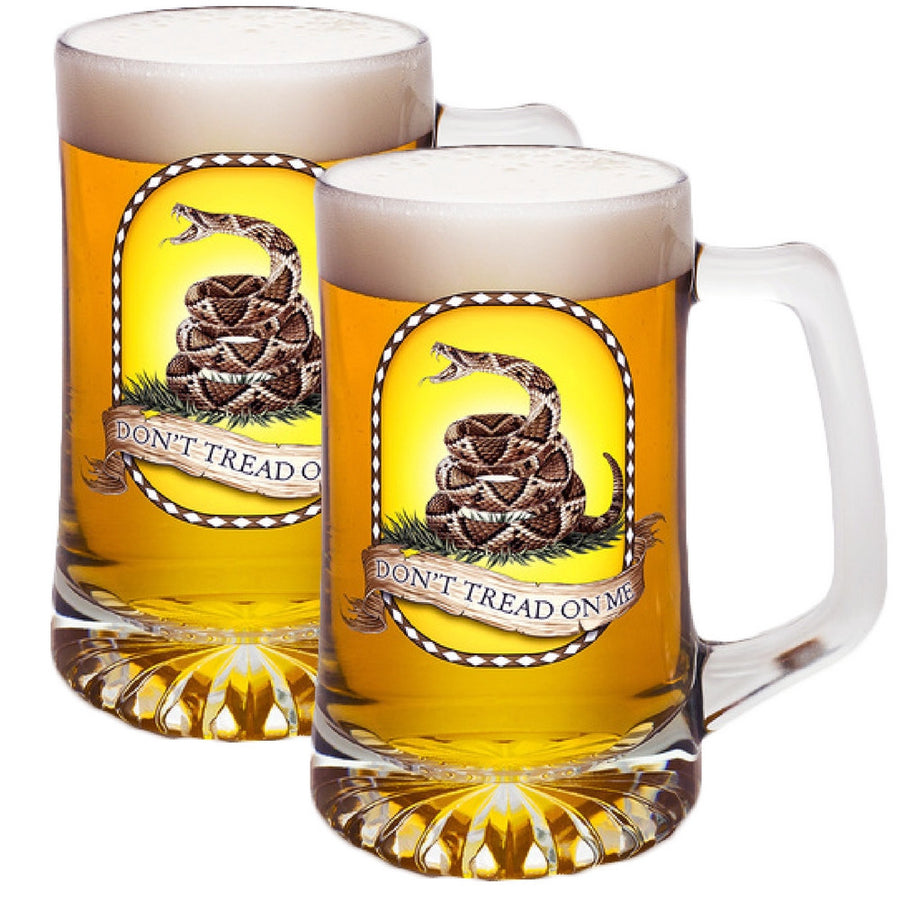 Don't Tread On Me Tankard-Military Republic