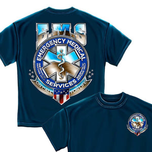 EMS Badge of Honor T-Shirt