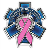 EMS - Breast Cancer Awareness Decal-Military Republic