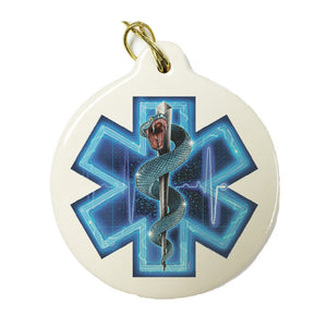 EMS Christmas Ornament-Military Republic