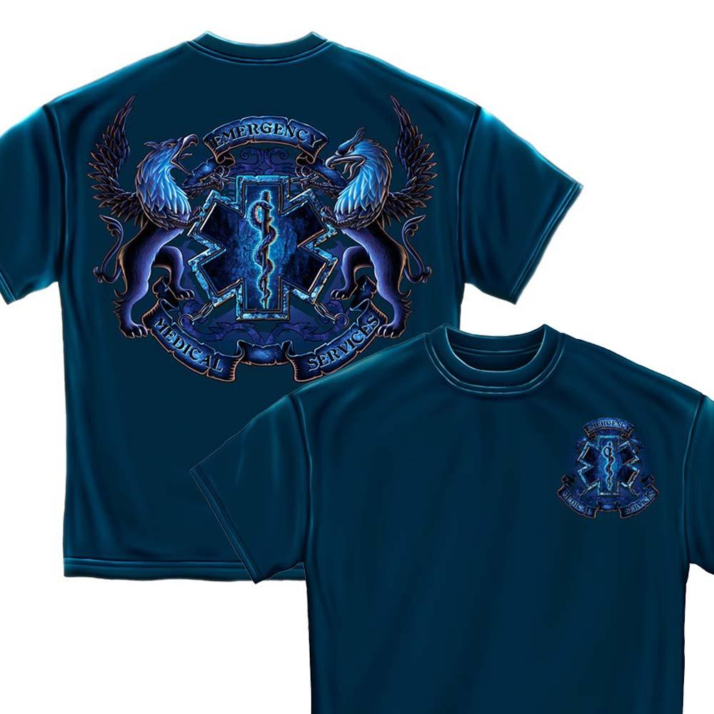 EMS Coat of Arms T-Shirt