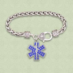 EMT Braided Clasp Bracelet-Military Republic