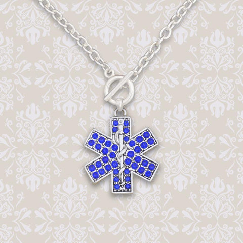 EMT Toggle Necklace-Military Republic