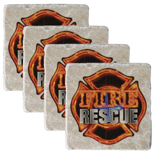 Fire Rescue Coaster-Military Republic