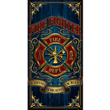 Firefighter Blanket-Military Republic