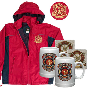 Firefighter Honor Holiday Gift Set-Military Republic