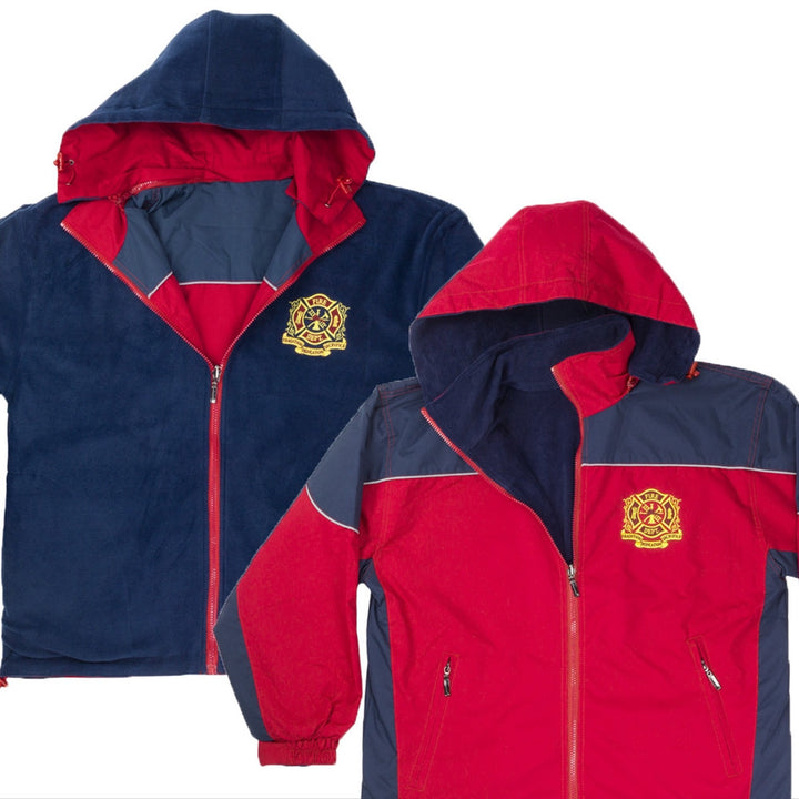 Firefighter Reversible Jacket-Military Republic