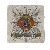 Firefighter Spikes Coaster-Military Republic