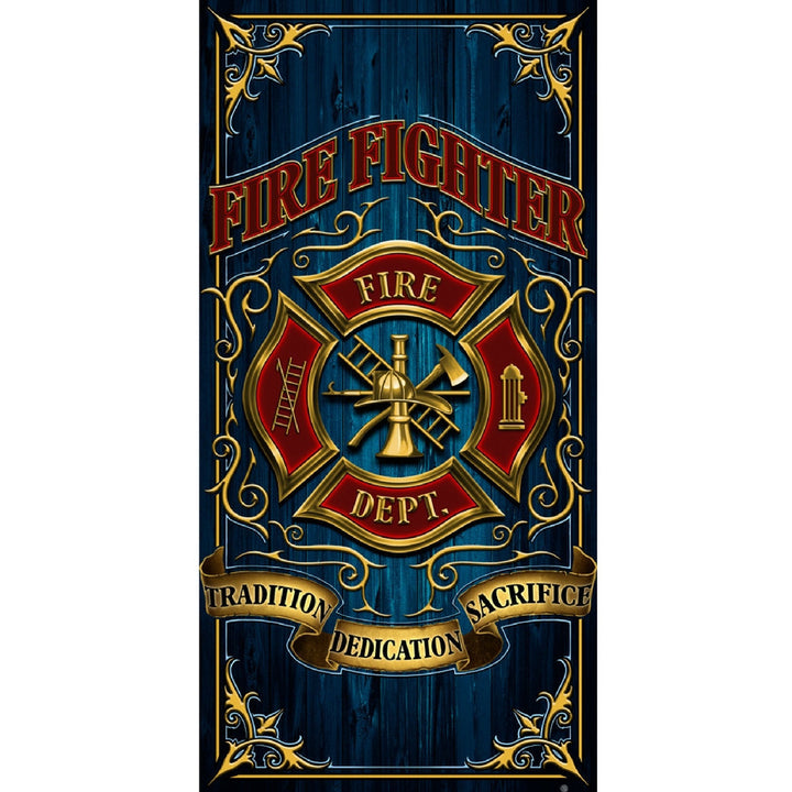 Firefighter Towel-Military Republic