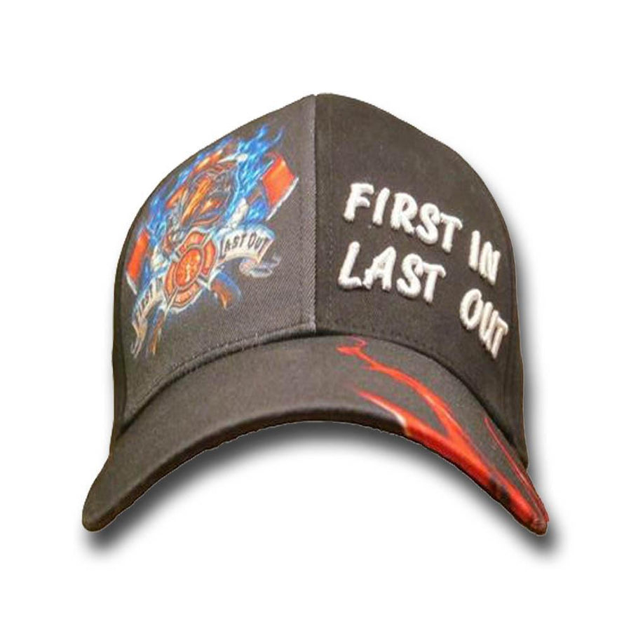 First In Last Out Cap-Military Republic