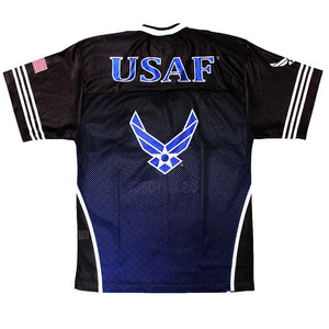 Full-Sublimation Air Force Football Jersey – Military Republic 0ffd3250aaec