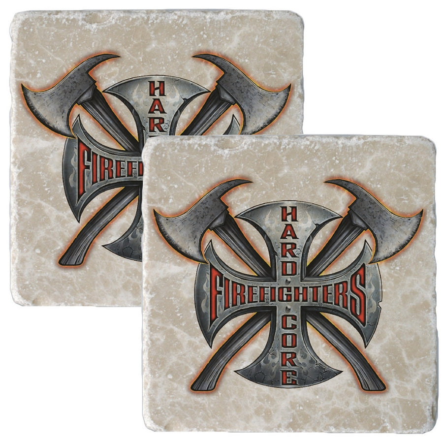 Hardcore Firefighter Coaster-Military Republic