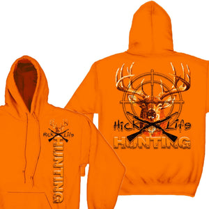 Hick Life Hunting Hoodie-Military Republic