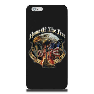Home Of The Free Phone Case-Military Republic