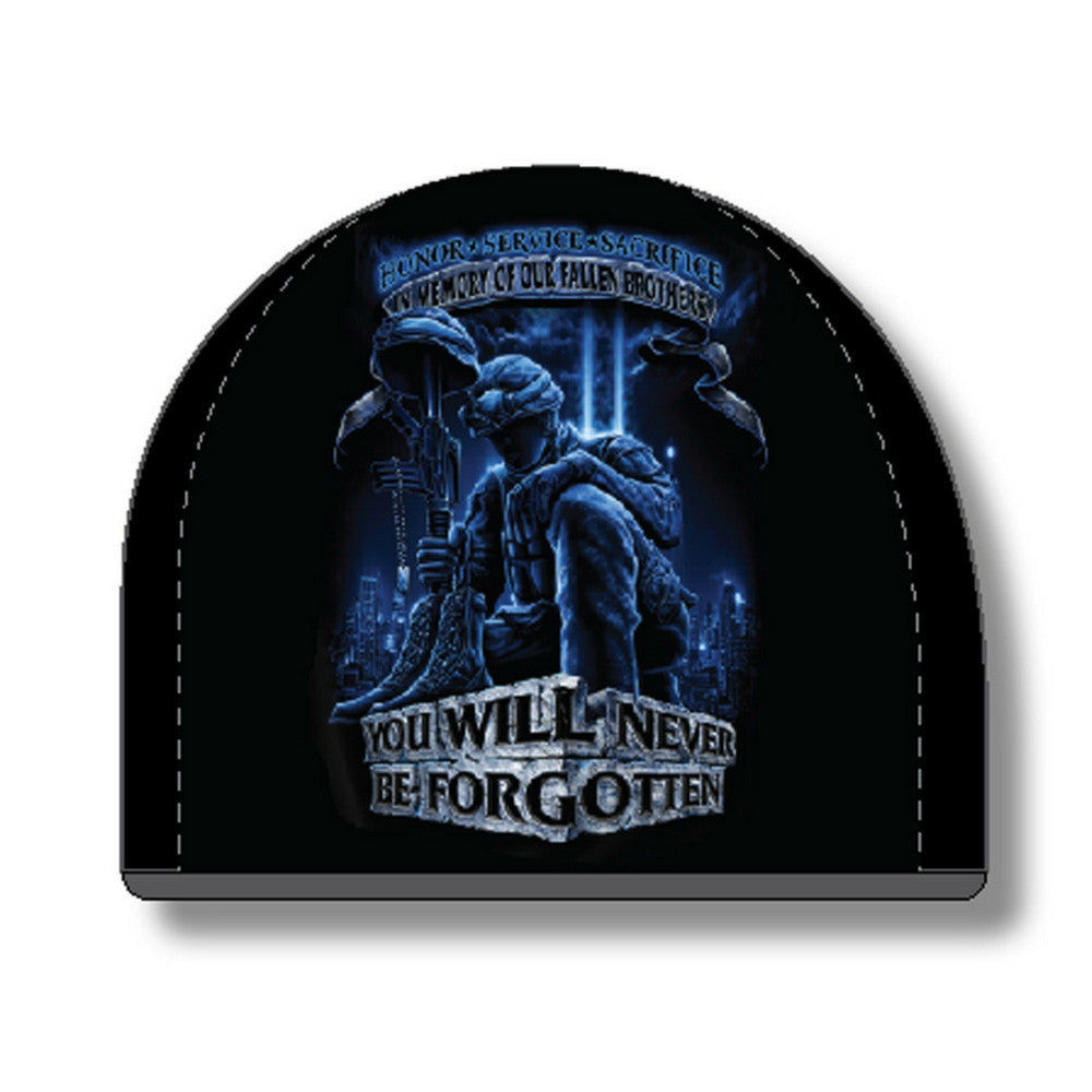 In Memory Of Our Fallen Brothers Beanie-Military Republic