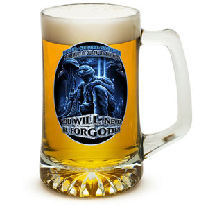 In Memory Of Our Fallen Brothers Tankard-Military Republic