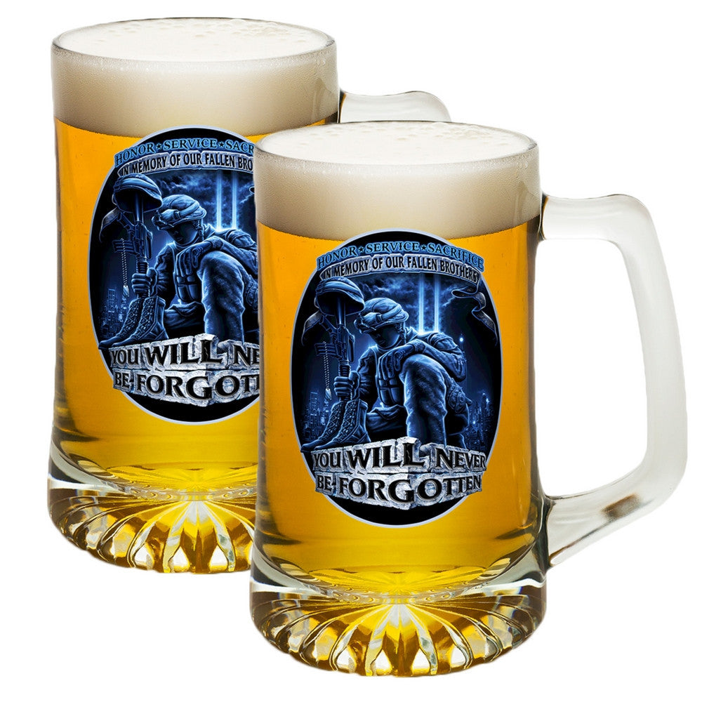 In Memory Of Our Fallen Brothers Tankard-Claris Deals