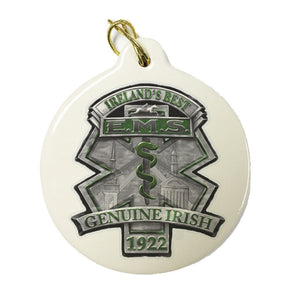 Ireland's Best EMS Christmas Ornament-Military Republic