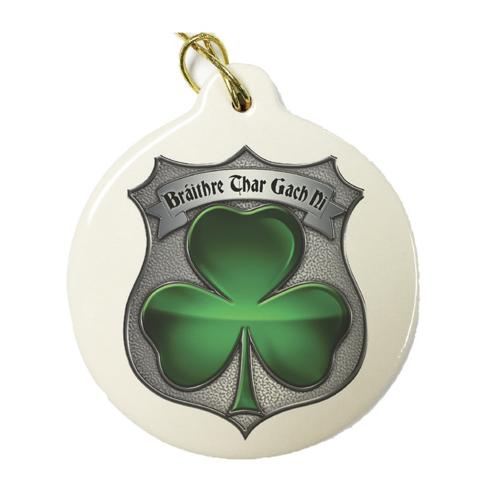 Irish Police Christmas Ornament-Military Republic
