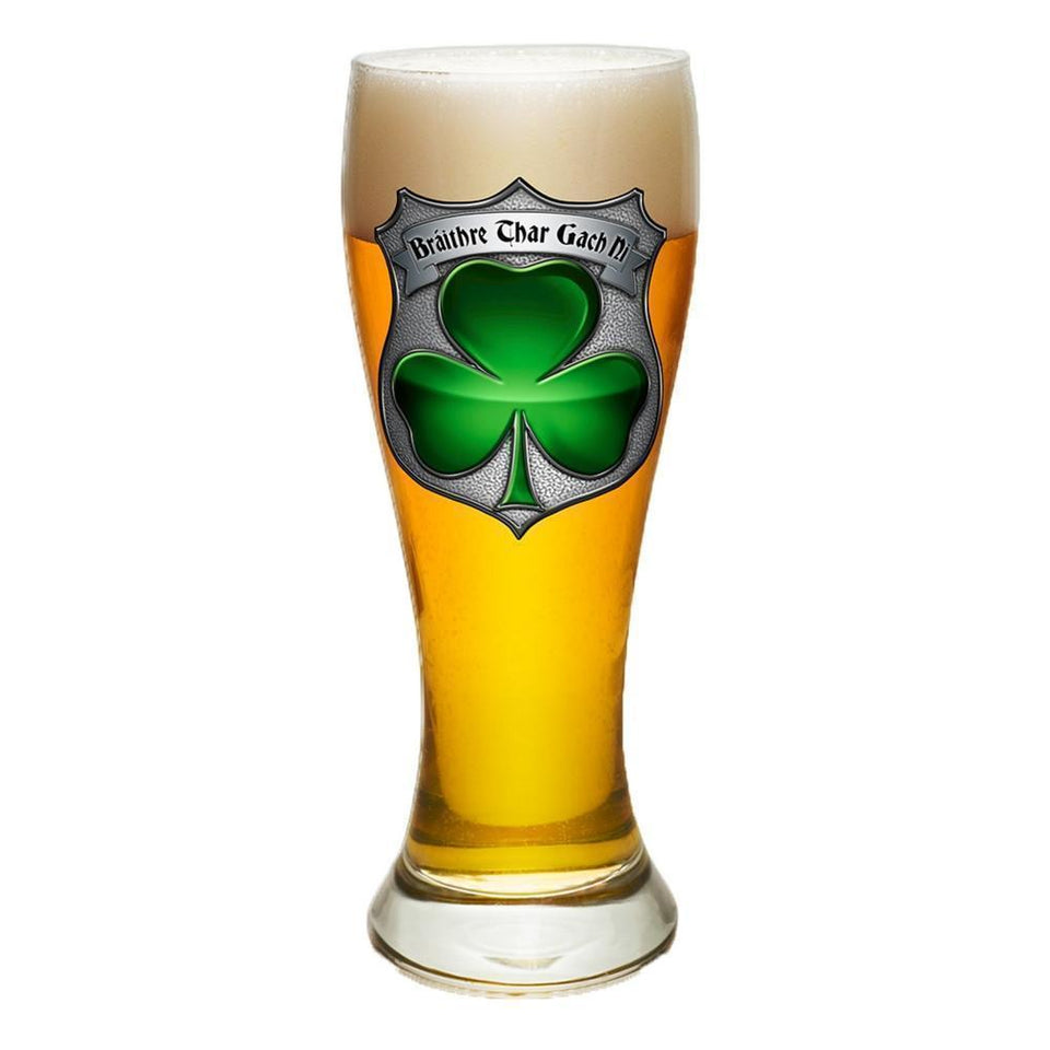 Irish Police Pilsner Glass Set-Military Republic