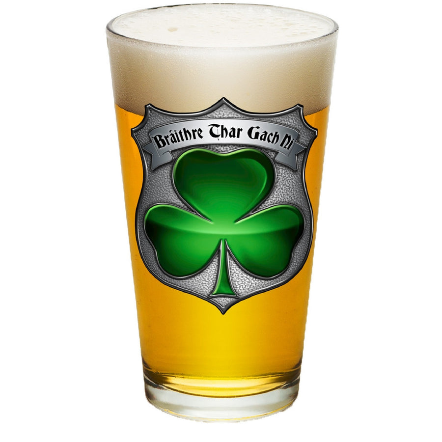 Irish Police: Irish Police Pint Glasses