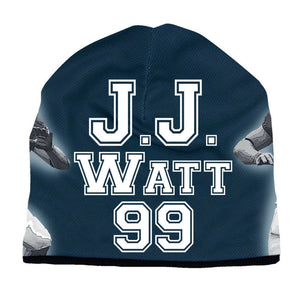 J.J. Watt Beanie-Military Republic