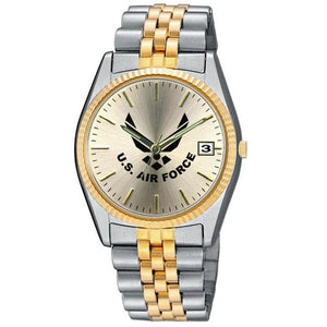 Ladies US Air Force Stainless Steel Wrist Watch-Military Republic