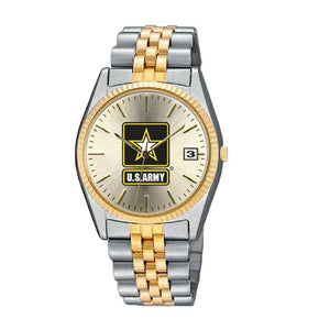 Ladies US Army Stainless Steel Wrist Watch-Military Republic