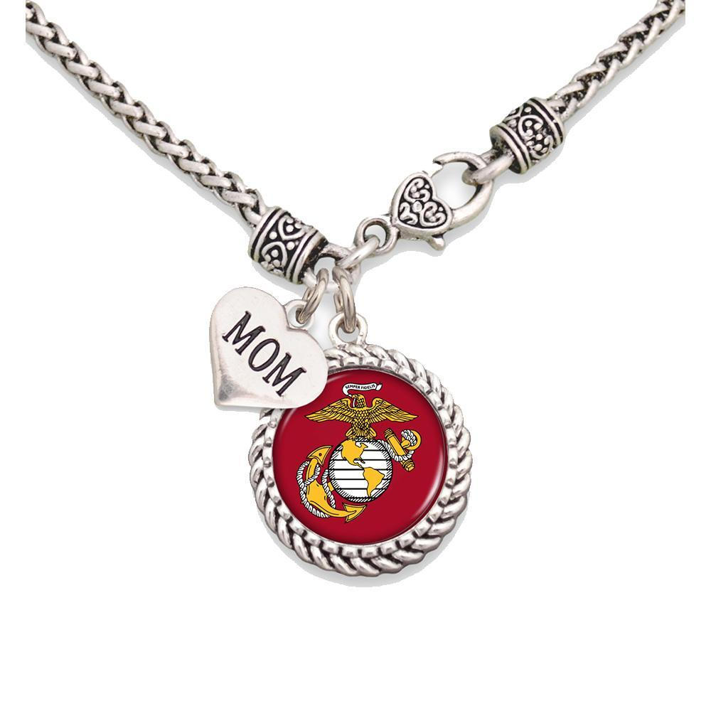 Marines Family Necklace-Military Republic