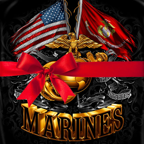 Marines Gift Card-Military Republic