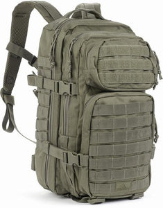 Medium Assault Outdoor Backpack- Black/Coyote/Olive Green