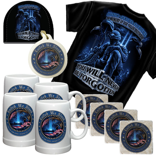 Memorial Nut Holiday Gift Set-Military Republic