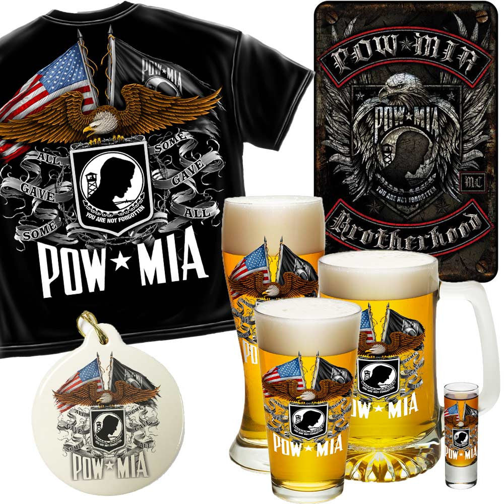 Memorial Proud Holiday Gift Set-Military Republic
